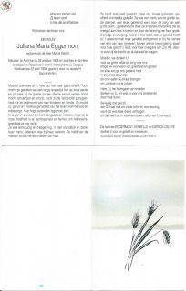 eggermont-juliana1908-1994